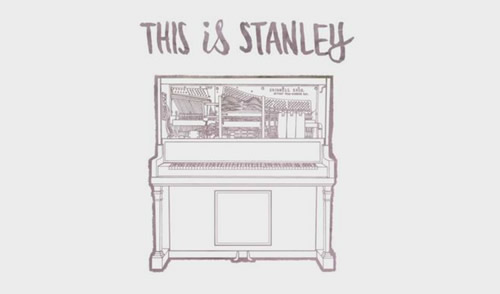 Meet Stanley Piano - The Worlds first interactive Piano
